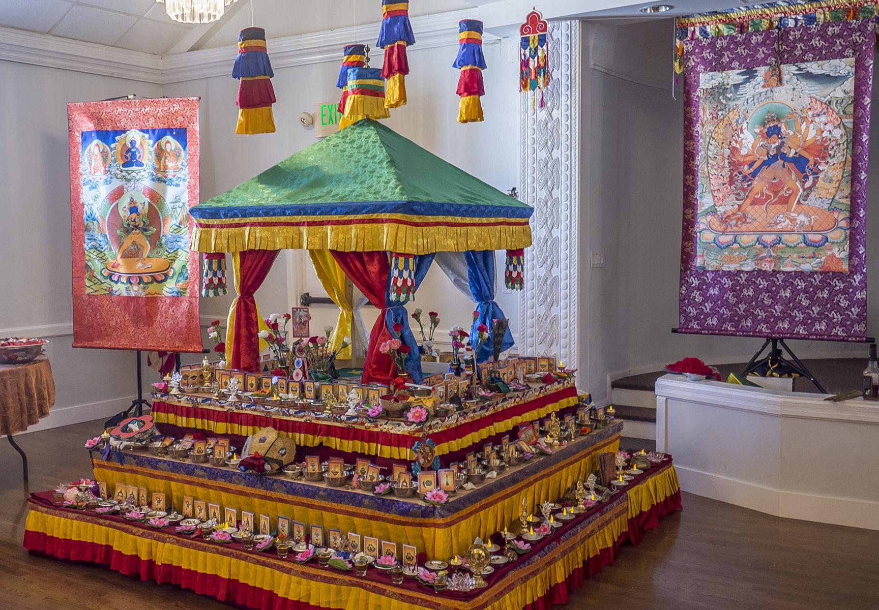 Kalachakra Mandala House
